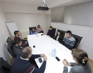 EMP`s students three months practice at the Environmental Protection Service