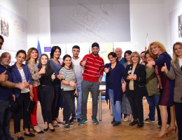EU-supported Akhalkalaki Regional Development Project Initiates Educational and Cultural Activities for Ethnic Minorities