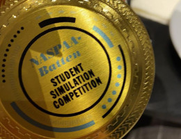 GIPAs' Student Got Second Place of the 2020 NASPAA-Batten Student Simulation Global Competition