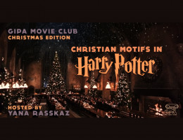 GIPA Movie Club: ''Christian Motifs in Harry Potter Series''