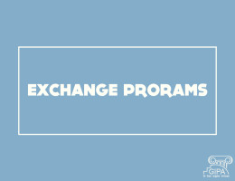Exchange Programmes for 2021 Autumn Semester