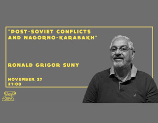 Ronald Grigor Suny - ''Post-Soviet Conflicts and Nagorno-Karabagh""