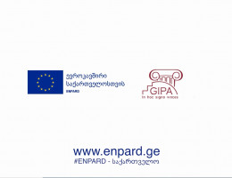 EU/ENPARD funded ''Promoting a New Rural Development Approach in Akhalkalaki'' project
