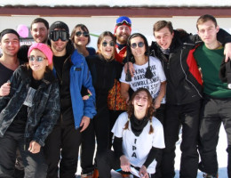 GIPA skiing competition winners have been revealed