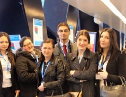 GIPA Vis Moot Team Success in Vienna